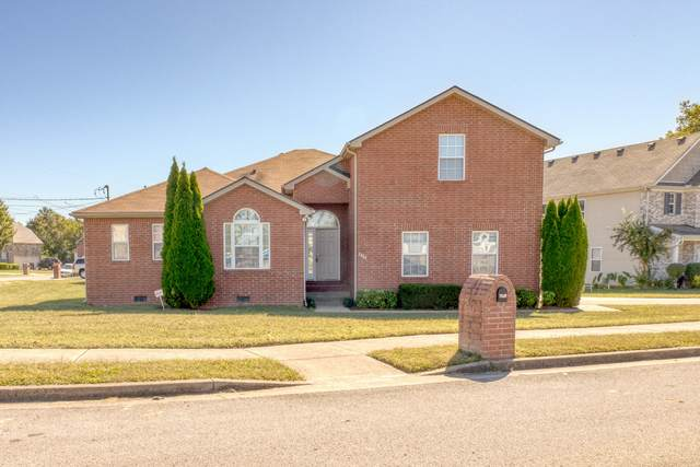 2824 Windcrest Trl, Antioch, TN 37013 (MLS #RTC2194147) :: Village Real Estate