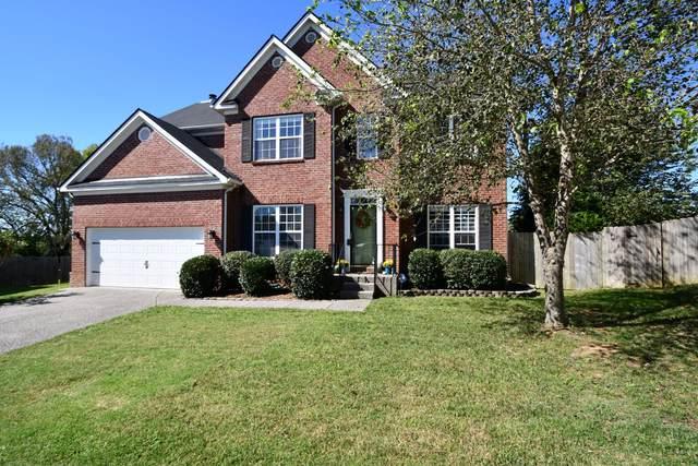 1022 Vanguard Dr, Spring Hill, TN 37174 (MLS #RTC2194237) :: Village Real Estate