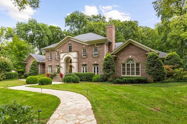 909 Overton Lea Rd, Nashville, TN 37220 (MLS #RTC2194420) :: John Jones Real Estate LLC