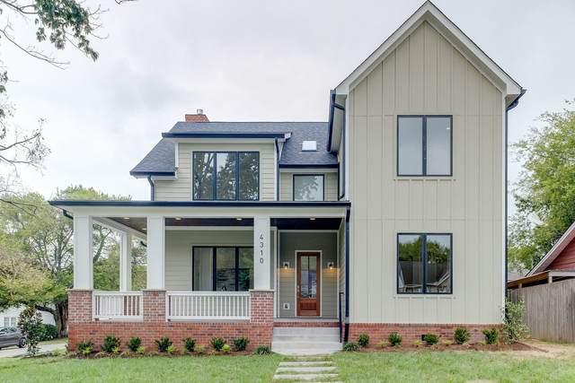 4310 Idaho Ave, Nashville, TN 37209 (MLS #RTC2194434) :: RE/MAX Homes And Estates