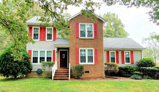 118 Shady Acres Ln, Tullahoma, TN 37388 (MLS #RTC2194482) :: Village Real Estate