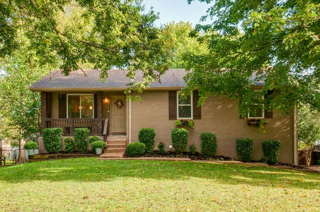 1265 Kenmore Pl, Nashville, TN 37216 (MLS #RTC2194483) :: Village Real Estate