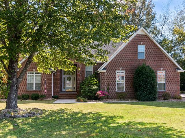 120 Princeton Ln, Tullahoma, TN 37388 (MLS #RTC2194485) :: Wages Realty Partners