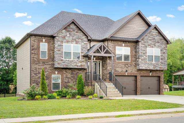 1205 Upland Ter, Clarksville, TN 37043 (MLS #RTC2194488) :: RE/MAX Homes And Estates