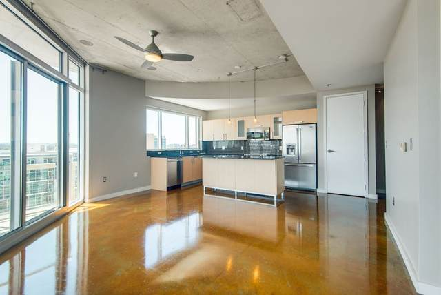600 12th Ave S #2114, Nashville, TN 37203 (MLS #RTC2194508) :: Adcock & Co. Real Estate