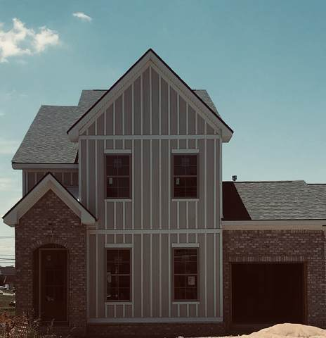 124 Bellagio Villas Drive #6, Spring Hill, TN 37174 (MLS #RTC2194652) :: Village Real Estate