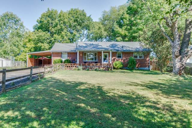 3124 Crosswood Dr, Nashville, TN 37214 (MLS #RTC2194661) :: Village Real Estate
