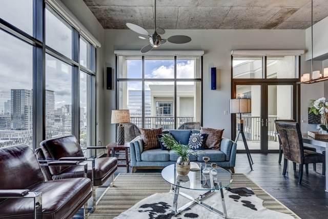1510 Demonbreun St #1507, Nashville, TN 37203 (MLS #RTC2194803) :: Village Real Estate