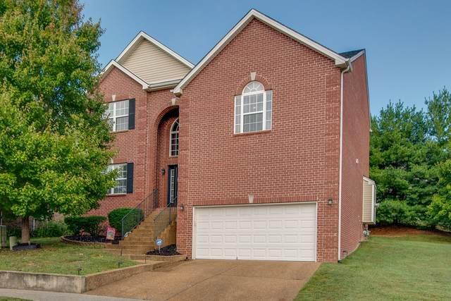 100 Carlton Dr, Hendersonville, TN 37075 (MLS #RTC2194813) :: Village Real Estate