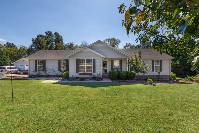 340 Cardinal Way, Summertown, TN 38483 (MLS #RTC2194871) :: Fridrich & Clark Realty, LLC