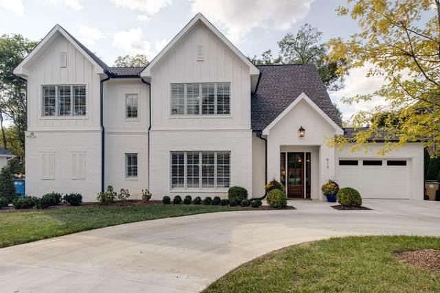613 Estes Rd, Nashville, TN 37215 (MLS #RTC2194943) :: FYKES Realty Group