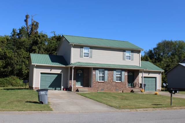 811 Decoy Ct, Oak Grove, KY 42262 (MLS #RTC2195068) :: Kimberly Harris Homes