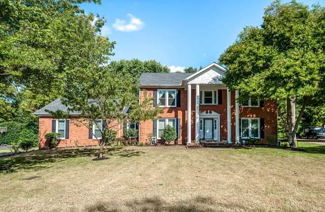5941 Fireside Dr, Brentwood, TN 37027 (MLS #RTC2195104) :: Nashville on the Move