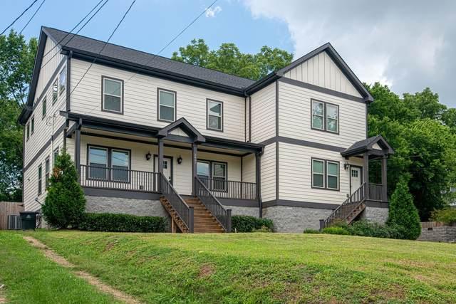 2437 Inga St, Nashville, TN 37206 (MLS #RTC2195136) :: Village Real Estate