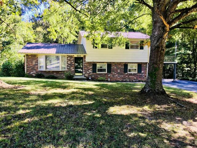 201 Parkview Dr, Mc Minnville, TN 37110 (MLS #RTC2195165) :: Adcock & Co. Real Estate