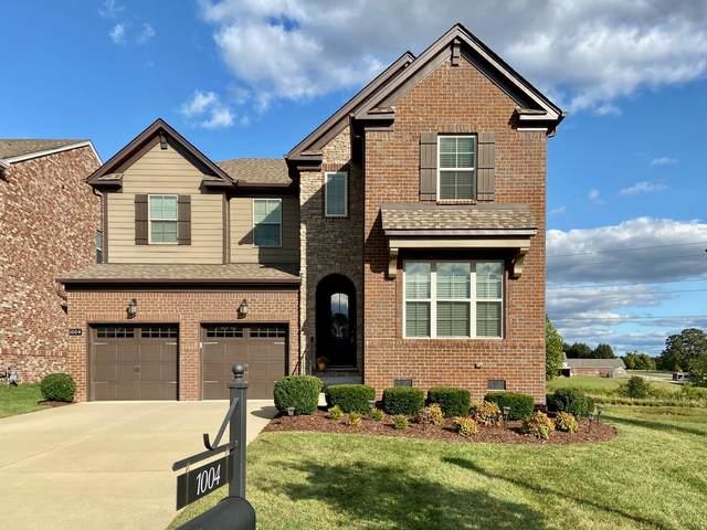 1004 Syler Dr, Mount Juliet, TN 37122 (MLS #RTC2195194) :: Village Real Estate