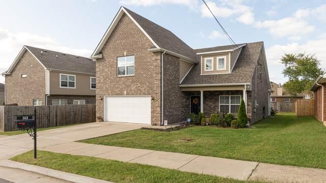 512 Shoreline Ln, Antioch, TN 37013 (MLS #RTC2195272) :: Village Real Estate