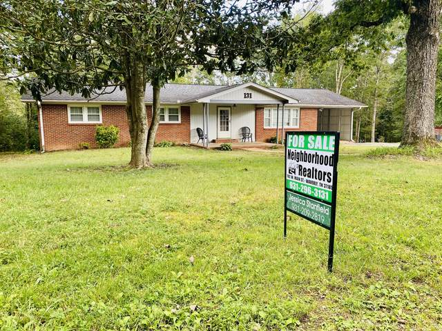 131 Cedar Hill Dr, Waverly, TN 37185 (MLS #RTC2195337) :: Fridrich & Clark Realty, LLC