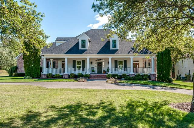 9436 Weatherly Drive, Brentwood, TN 37027 (MLS #RTC2195483) :: Village Real Estate