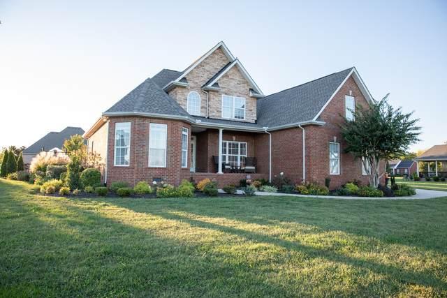 129 N Point Cir N, Shelbyville, TN 37160 (MLS #RTC2195501) :: Oak Street Group