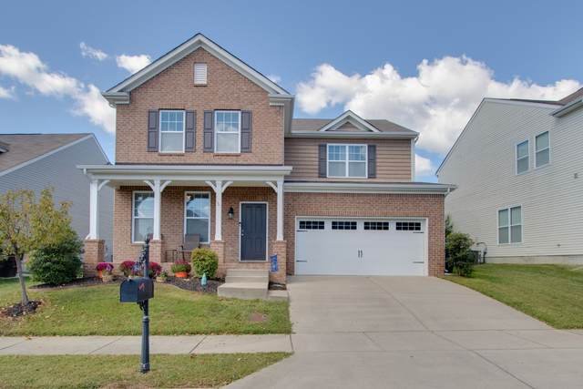 1644 Stonewater Dr, Hermitage, TN 37076 (MLS #RTC2195528) :: FYKES Realty Group