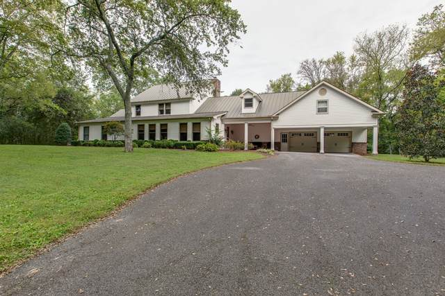 3383 Southall Rd, Franklin, TN 37064 (MLS #RTC2195582) :: The Kelton Group