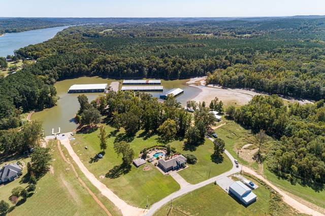 61 Boatdock Lane, Decaturville, TN 38329 (MLS #RTC2195739) :: Nashville on the Move