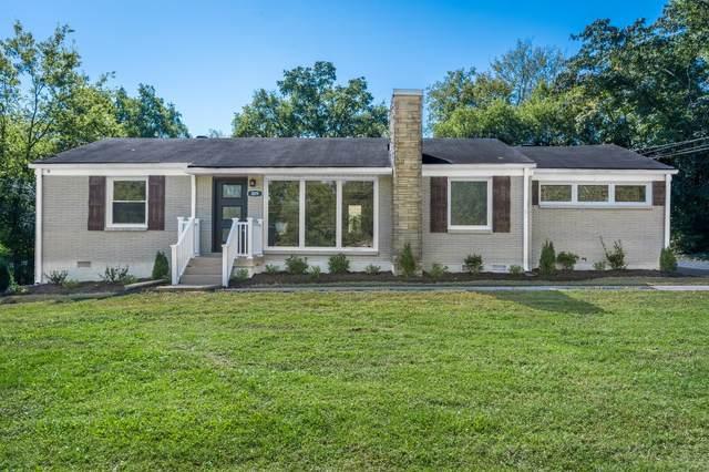 809 Chadwell Dr, Madison, TN 37115 (MLS #RTC2195781) :: Village Real Estate