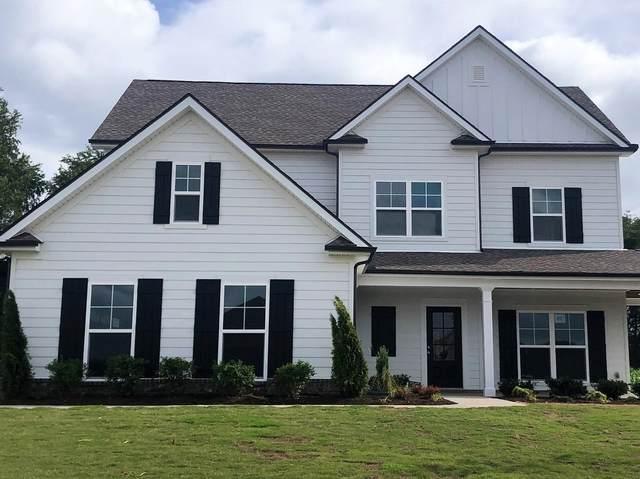 7906 Dan Cherry Ct Lot 111, Murfreesboro, TN 37128 (MLS #RTC2195843) :: Nashville on the Move