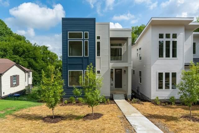 2814A Georgia Ave, Nashville, TN 37209 (MLS #RTC2195884) :: RE/MAX Homes And Estates