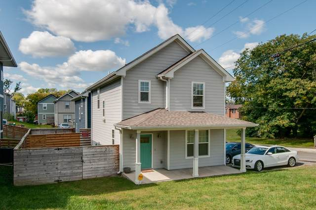 2137 14th Ave N A, Nashville, TN 37208 (MLS #RTC2195943) :: Michelle Strong