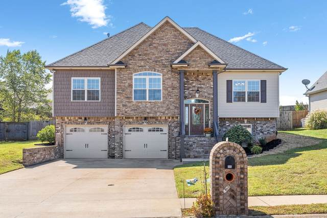 140 Covey Rise Cir, Clarksville, TN 37043 (MLS #RTC2195951) :: Nashville on the Move