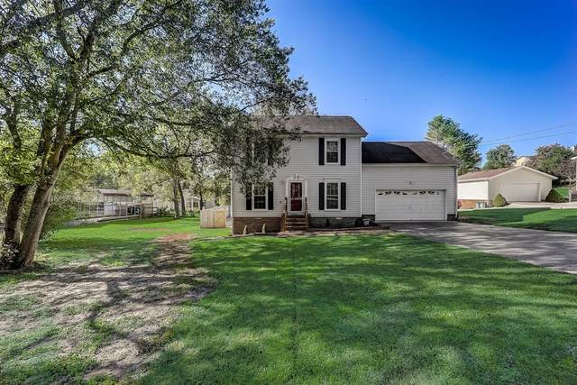 210 Bluegrass Dr, Columbia, TN 38401 (MLS #RTC2195960) :: Team George Weeks Real Estate