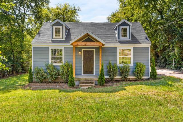 553 Westboro Dr A, Nashville, TN 37209 (MLS #RTC2195977) :: Village Real Estate