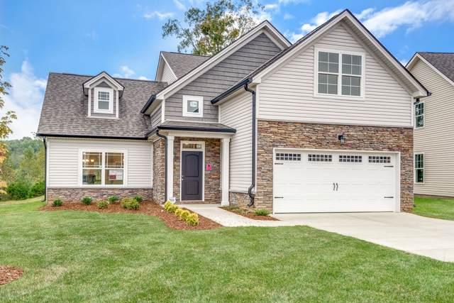 711 Monarchos Bend (Lot 103), Burns, TN 37029 (MLS #RTC2196033) :: Village Real Estate