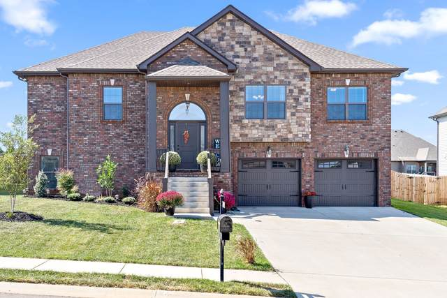 1256 Juniper Pass, Clarksville, TN 37043 (MLS #RTC2196084) :: FYKES Realty Group