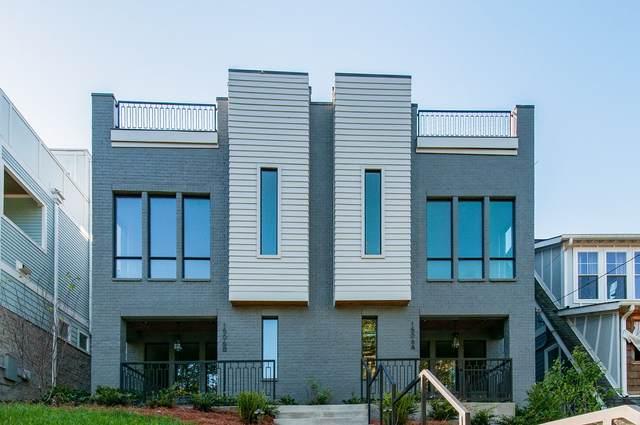 1506A Boscobel St, Nashville, TN 37206 (MLS #RTC2196165) :: Village Real Estate