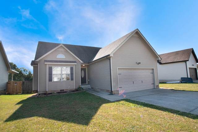 1383 Whitt Ln, Clarksville, TN 37042 (MLS #RTC2196295) :: Nashville on the Move