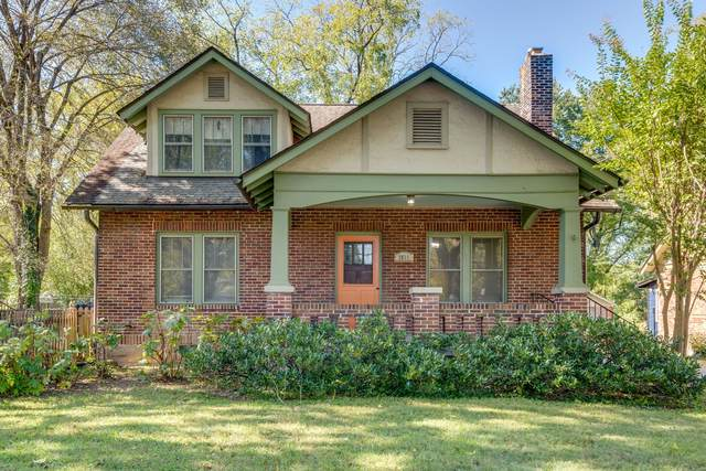 3811 Burrus St, Nashville, TN 37216 (MLS #RTC2196301) :: Your Perfect Property Team powered by Clarksville.com Realty