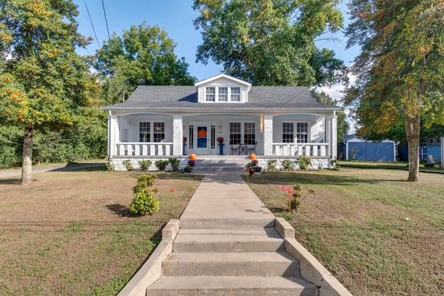 406 Walnut St, Mount Pleasant, TN 38474 (MLS #RTC2196308) :: Nashville on the Move