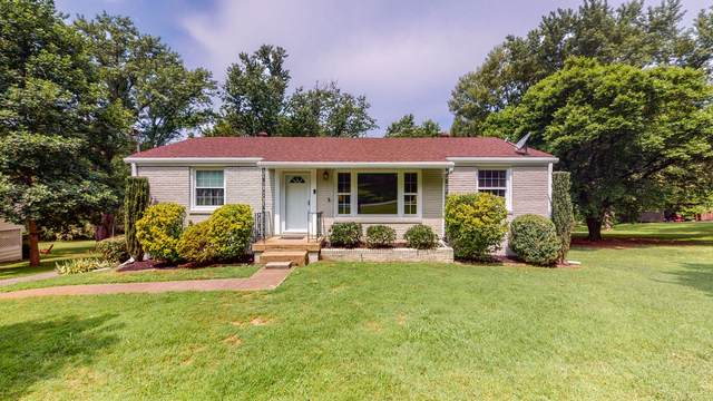 4905 Monterey Drive, Nashville, TN 37220 (MLS #RTC2196321) :: Cory Real Estate Services