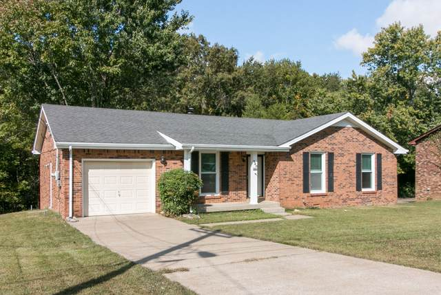 920 Dominion Dr, Clarksville, TN 37042 (MLS #RTC2196463) :: Nashville on the Move