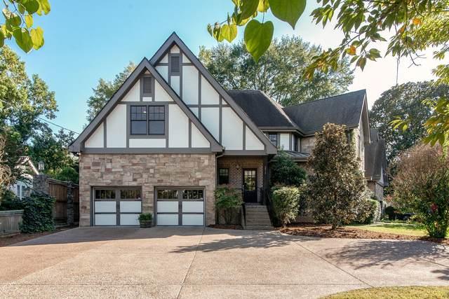 2919 Woodlawn Dr, Nashville, TN 37215 (MLS #RTC2196540) :: Village Real Estate