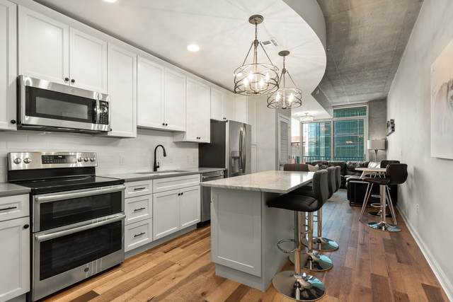301 Demonbreun St #917, Nashville, TN 37201 (MLS #RTC2196615) :: HALO Realty