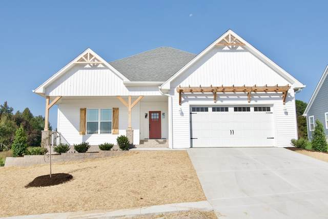 2206 Candyland Dr, Cookeville, TN 38506 (MLS #RTC2196641) :: Ashley Claire Real Estate - Benchmark Realty