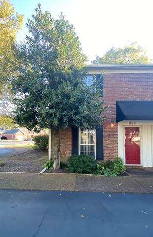 632 Calhoun St #632, Shelbyville, TN 37160 (MLS #RTC2196712) :: Kimberly Harris Homes