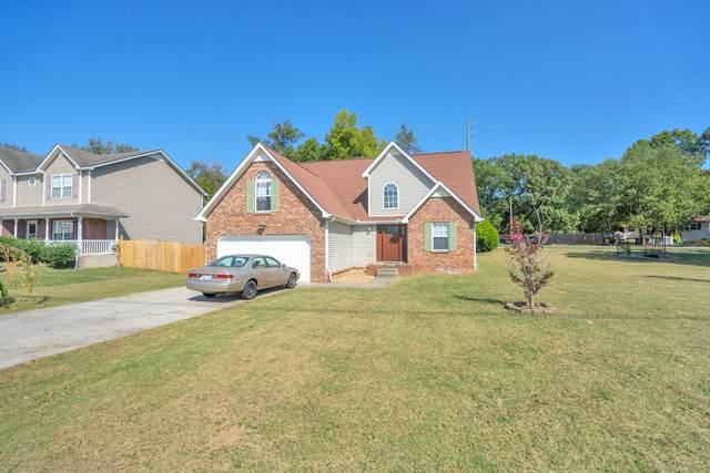 800 Chaney Woods Dr, La Vergne, TN 37086 (MLS #RTC2196904) :: Village Real Estate