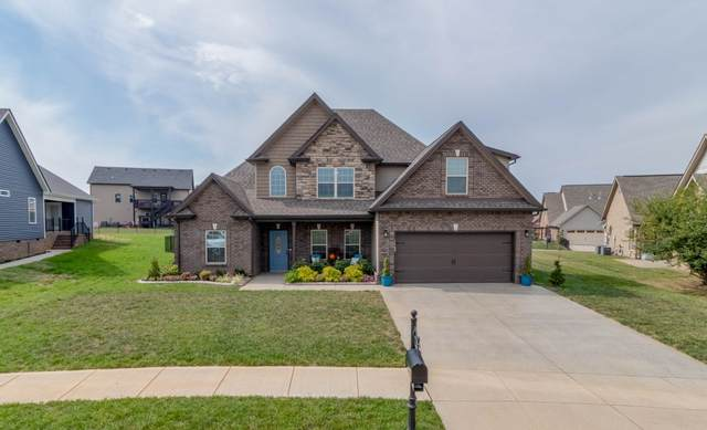 1045 Pitt Ln, Clarksville, TN 37043 (MLS #RTC2196917) :: Nashville on the Move