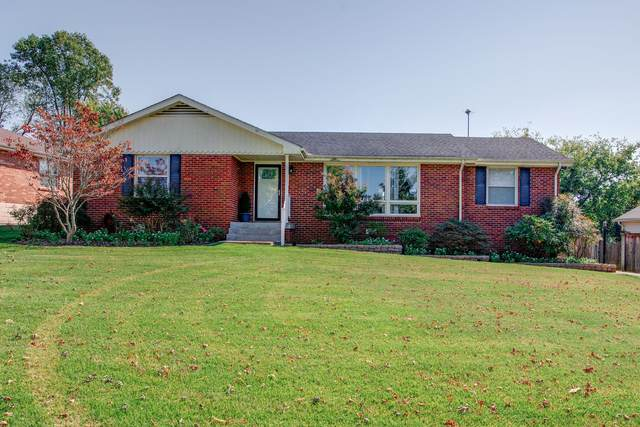 2309 Ridgeland Dr, Nashville, TN 37214 (MLS #RTC2196955) :: The Kelton Group