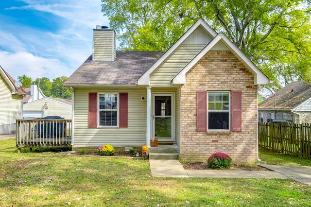 1443 Mohawk Trl, Madison, TN 37115 (MLS #RTC2197139) :: Kenny Stephens Team